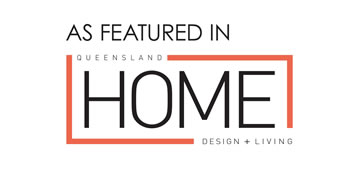 as featured in QLD Home Designs and Living Magazine