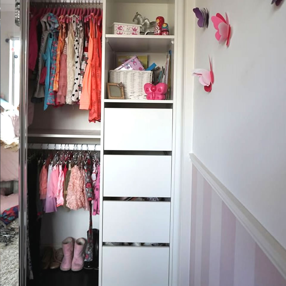 Custom built in wardrobes gold coast brisbane