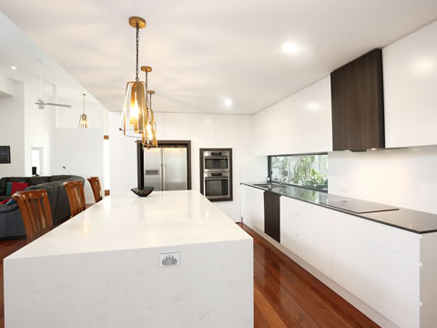 kitchen designing and building gold coast about IK